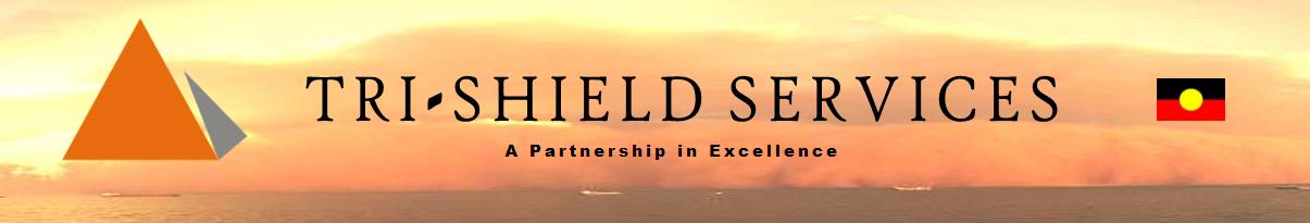 Tri-Shield Banner
